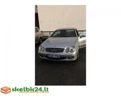 Mersedes-Benz CLK-320d Coupe