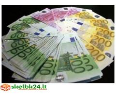 verslo ir asmeninės paskolos prieinami bloga kredito