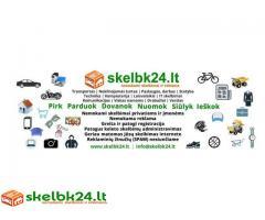 Nemokami skelbimai www.skelbk24.lt