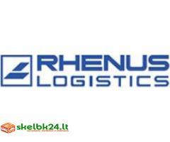 Tarptautinis krovinių gabenimas, Krovinių terminalo paslaugos, Sandėliavimo paslaugos