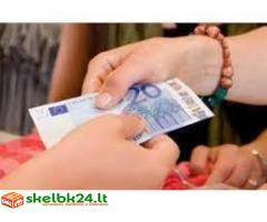 Šveskite Naujuosius metus geriau per pinigini kredita