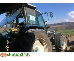 Ford žemės ūkio traktorius