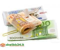 Paskolos refinansavimas 48 val