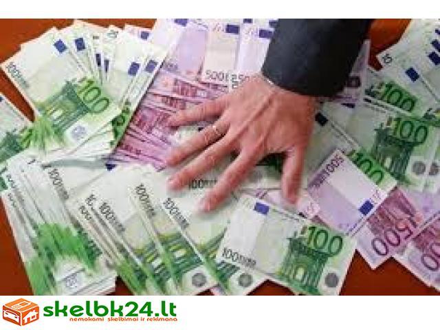 finansinė pagalba
