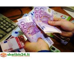 Aš esu verslininkas, su kapitalo 150 milijonų €