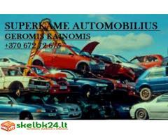 Auto supirkimas 867272675