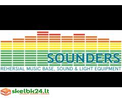Repeticinė muzikos bazė SOUNDERS