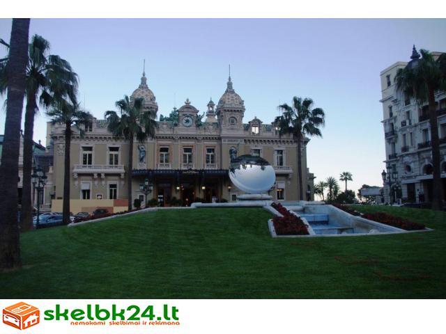 Savarankiška kelionė į Monaką