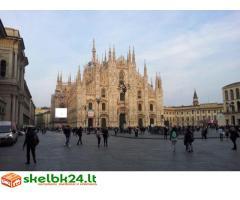 Savarankiška kelionė į Milaną (Italiją)