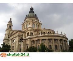 Savarankiška kelionė į Budapeštą (Vengriją)