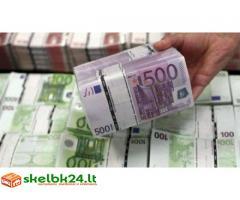 Išspręsti jūsų finansinę problemą
