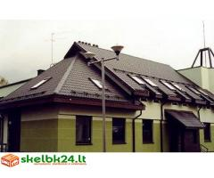 Profesionalus stogu dengimas