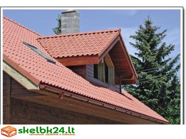 Karkasu statyba,stogu montavimas,stoglangiu irengimas