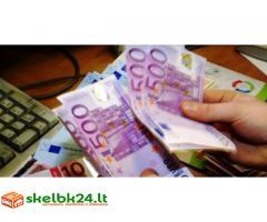 Baigti savo finansines problemas