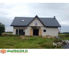 Stogų dengimas, senų bei naujų namų renovacija
