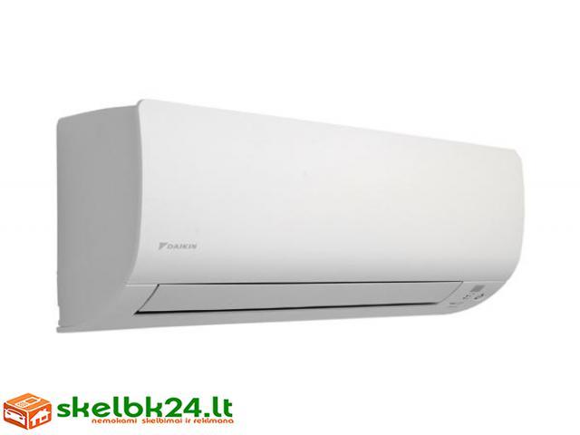 Šilumos siurblys DAIKIN FTX20KV, bei kiti modeliai