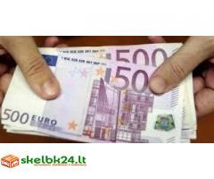 Kredito paskolos tarp ypač
