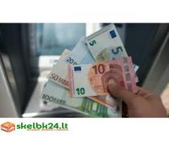Hipotekos * Išpirkimo kredito * asmeniniai Paskolos