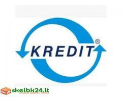 tiekimas kredito be protokolas