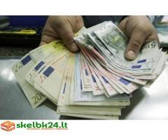 """Finansinė """"peer-to-peer skolinimo"""