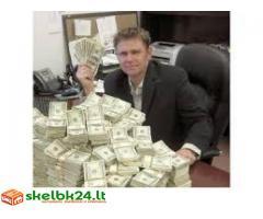 Ar jums reikia skubiai finansavimą? labas