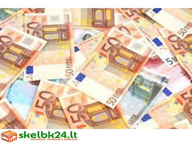Paskolos € 4000000 greitai