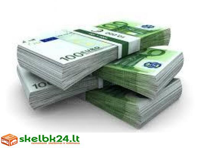 Greitas finansavimas savo projektui
