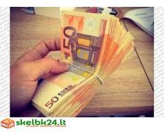 Atnaujindama savo versla kredito