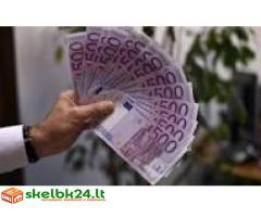 sąžiningi pasiūlymai ir laiku, ypač tarp 3000 € 50.000.000 €