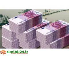 rimtas ir sąžiningas paskola pasiūlymas nuo 8000 iki 850,000,000 €