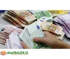 Piešķirot aizdevumus naudas starp īpaši nopietni un ātri