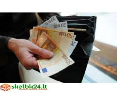 offerta di prestito serio e libero