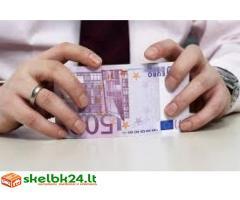 greitai finansavimo pasiūlymas