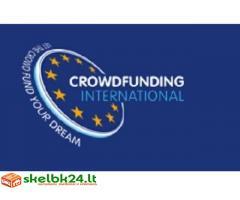 Crowdfundininternational Kompanija