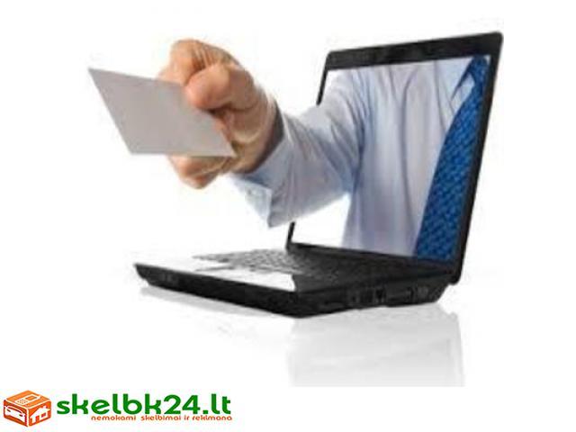 Talpinu Jusu reklama I 80 skelbimu svetainiu,kaina uz menesi  60 euru.