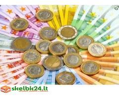 Greitas finansavimo pasiūlymas