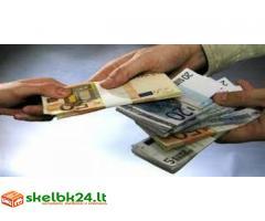 Finansinė parama asmenims