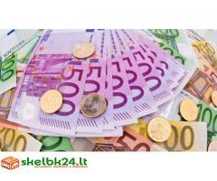 Greitas kredito pasiūlymas