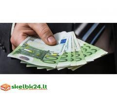 Asistencia financiera para personas necesitadas