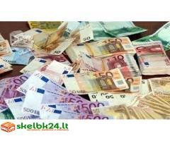 Apdaila finansines problemas per 24 valand