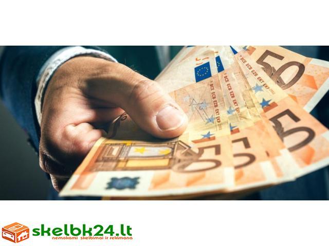 Finansavimo ir kredito bendrovei be jokio streso