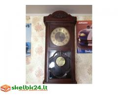 Senovinis laikrodis Gustav Becker