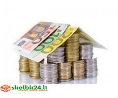 100% patikima kredito suma Lietuvoje per 24 valandas
