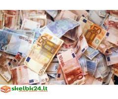 Banko paskolų paslaugos visiems rimtiems žmonėms, kuriems gali būti kompensuojama