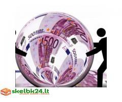 Kredito greitai ir skubiai