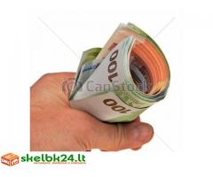 Finansavimas ir investavimas