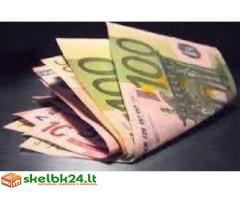 Siūlyti paskolas tarp privačių asmenų ir žmonių finansinių sunkumų