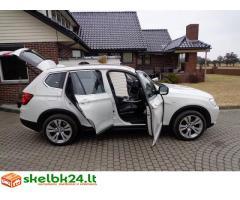 BMW X3 35i, Sportsautomat, Hud, Masses Utstyr 2009