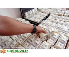 Aš pateikti jums su paskola nuo 2000 eurų 700,000 EURO